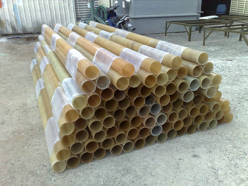 Frp pipe manufacturer supplier